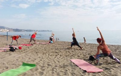 Live Online Power Yoga Classes
